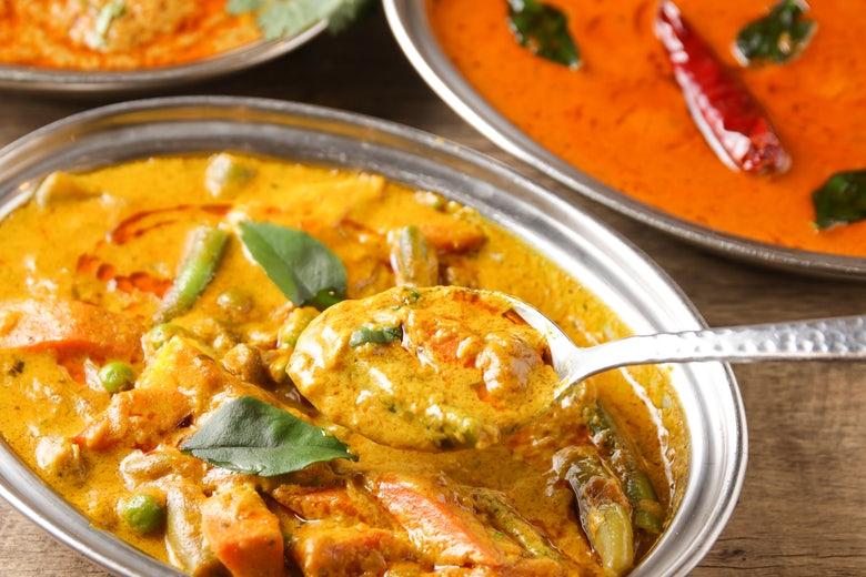 南インド料理ナンディニ 虎ノ門店