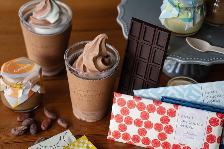 クラフト チョコレート ワークス (CRAFT CHOCOLATE WORKS)