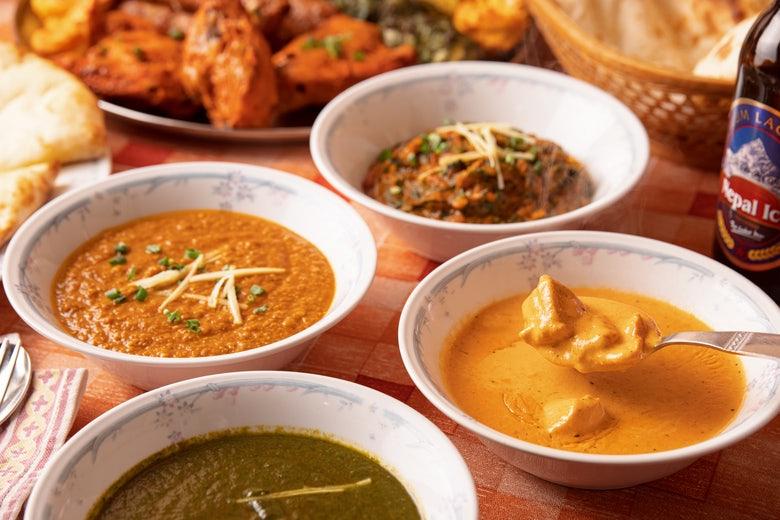 ネパール・インド料理KC