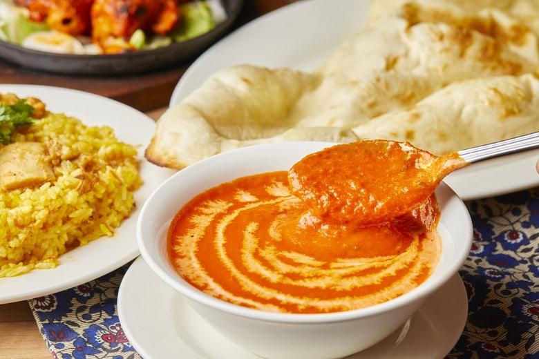 【Halal】インド・パキスタン料理KHANA