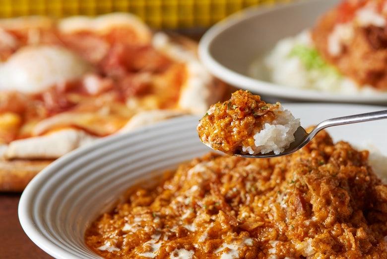 絶品煮込みカレーと丼ものUeCONA店