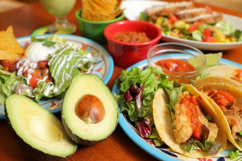 Mexican Dining AVOCADO