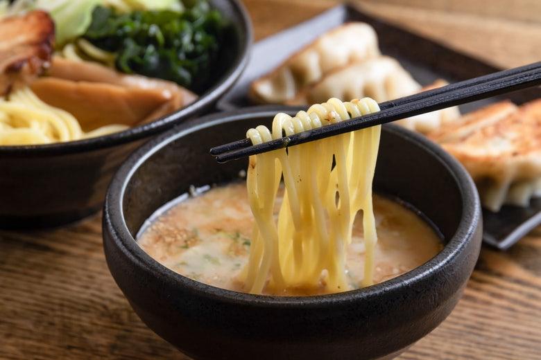 中華蕎麦つけ麺一 hajime