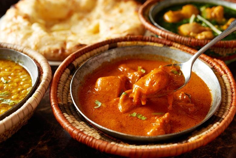 インド料理 パトワール