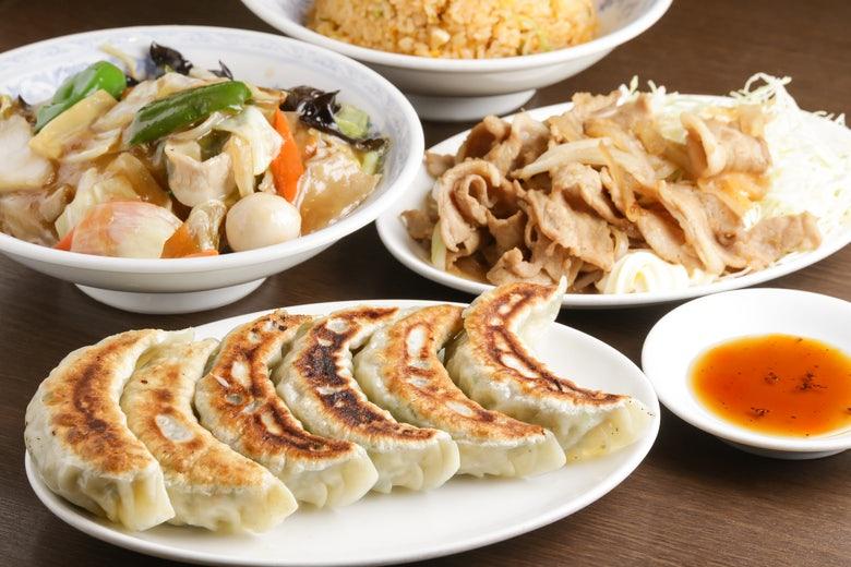 厨華麺飯店 ほっかい 尾山台店