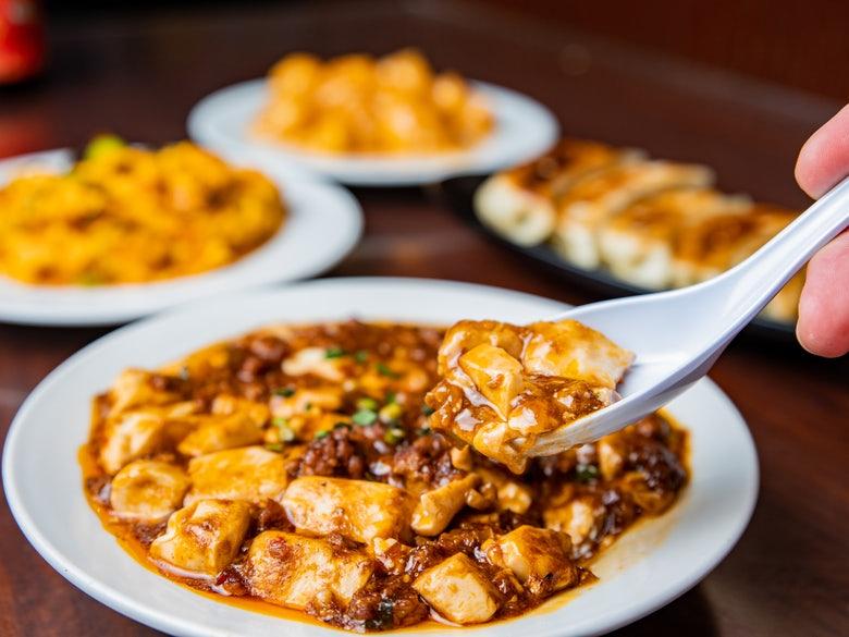 中華料理 福龍門