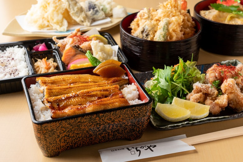日本料理いちがや