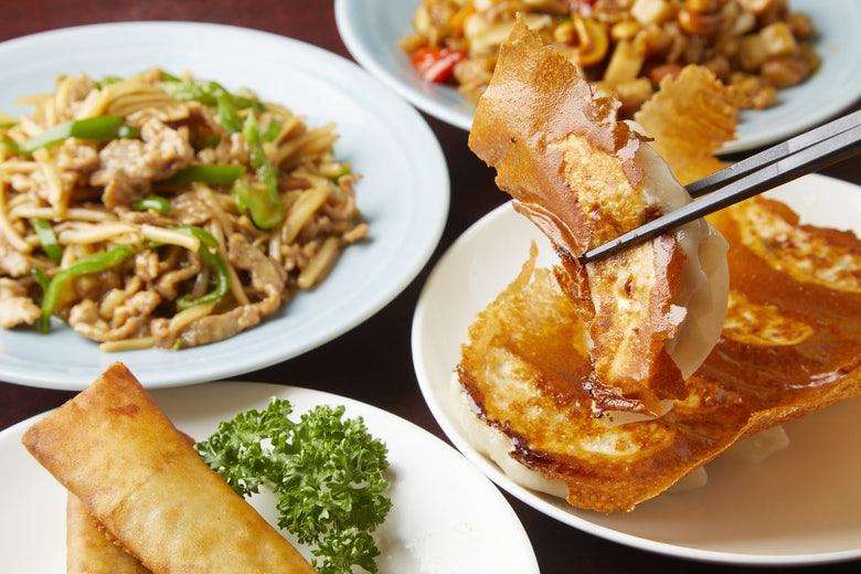 中華料理 長崎飯店