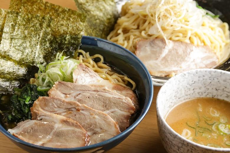 豚骨醬油ラーメン福気