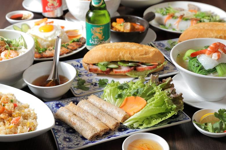 サイゴンレストラン