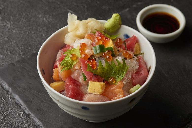 キンカ寿司 六本木 KINKA Sushi Bar Izakaya Roppongi