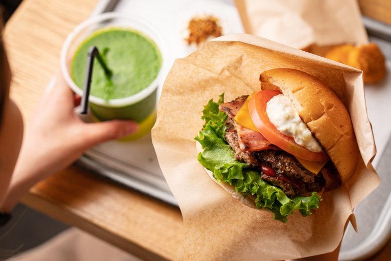 the 3rd Burger 新宿大ガード店
