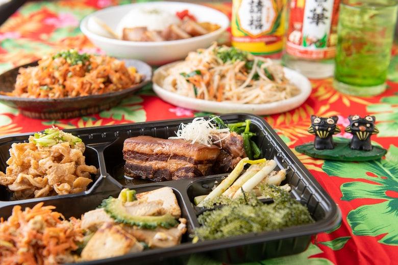 沖縄料理 海神