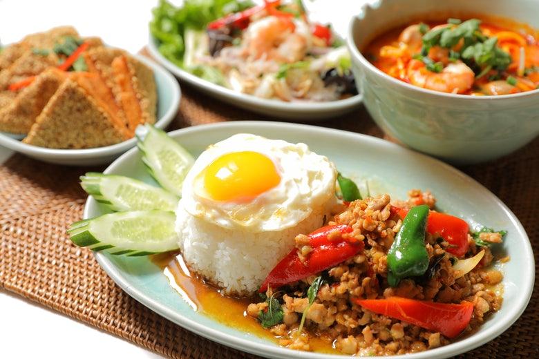 タイの食卓 オールドタイランド飯田橋店