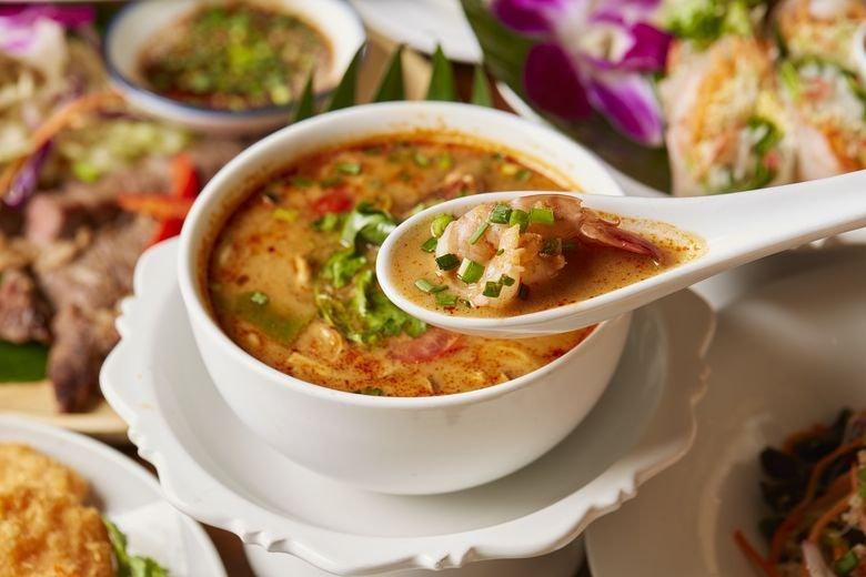 タイ料理 バンコクオリエンタル