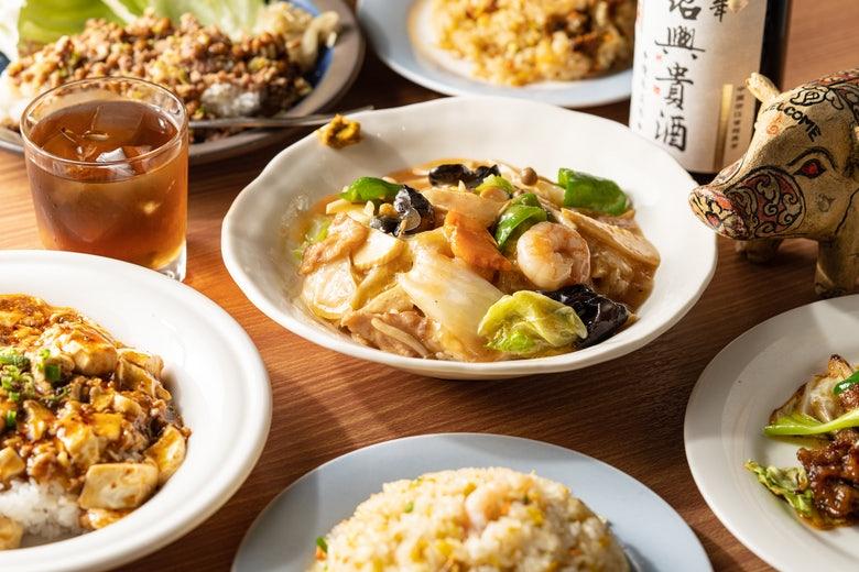 中華風家庭料理yamaのuchi【ヤマノウチ】
