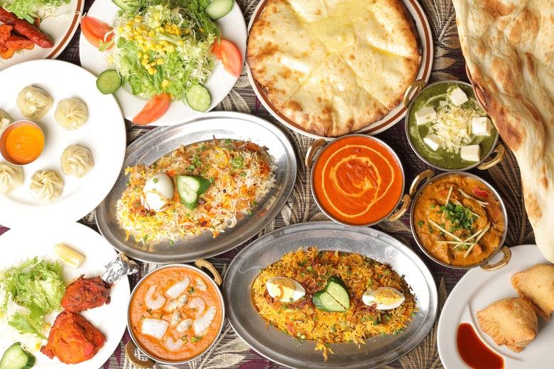 ネパール・インド料理 マサラダルバール