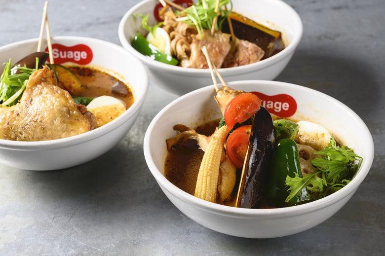 北海道スープカレーSuage 渋谷店