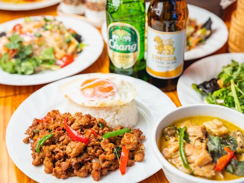 タイ料理 サワディー