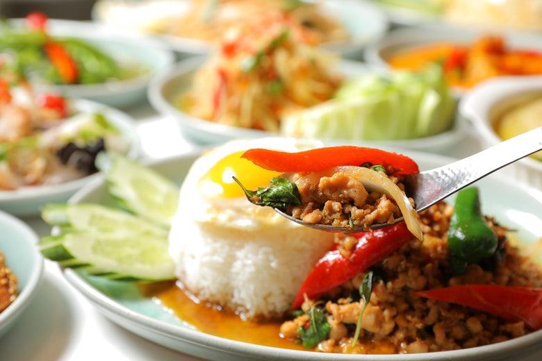 タイの食卓 オールドタイランド市ヶ谷店