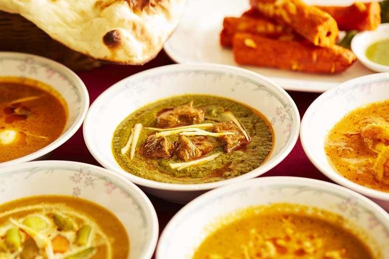 インド伝統家庭料理アヴァタール