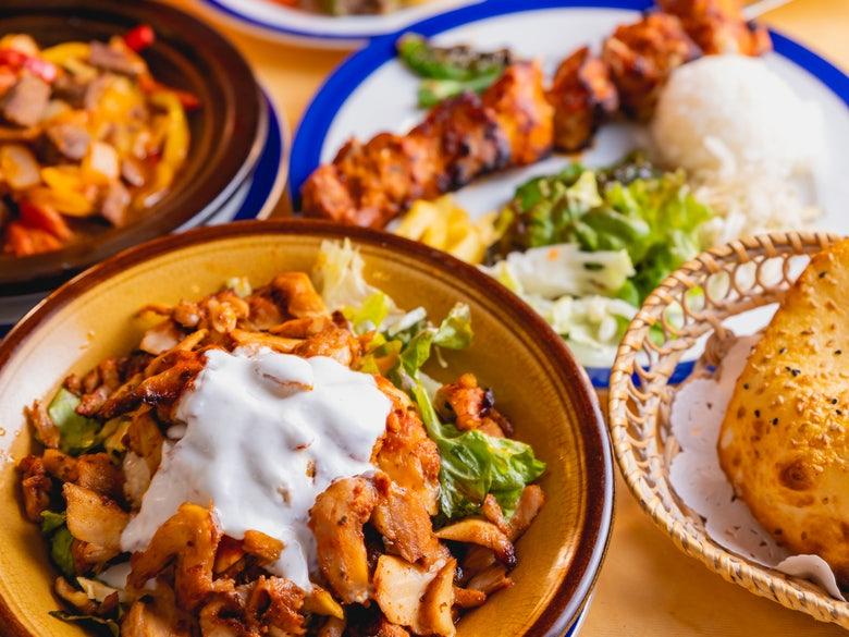 トルコ料理 ボスボラスハサン 市ヶ谷店
