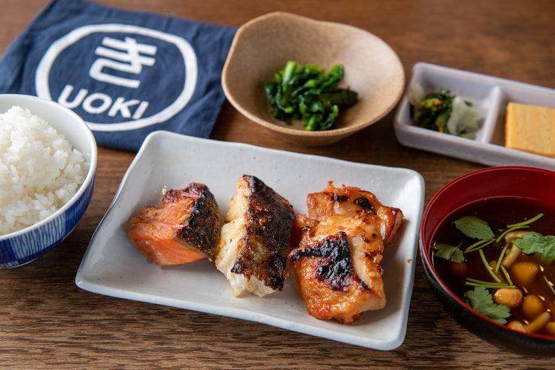 西京漬け専門店 魚き食堂