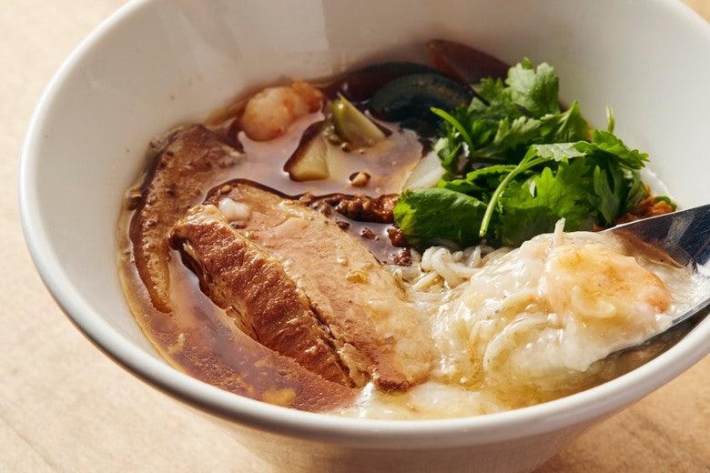 CAYUZO おかゆと汁なし担々麺