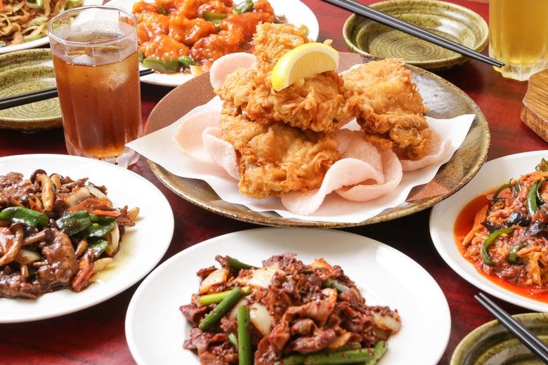 無国籍DINING 一心