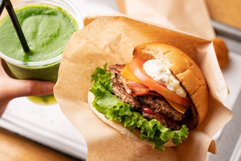 the 3rd Burger 渋谷宮益坂店
