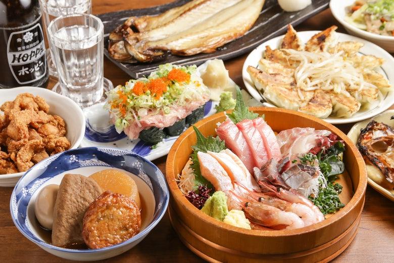 大漁市場 魚ます 二子玉川店