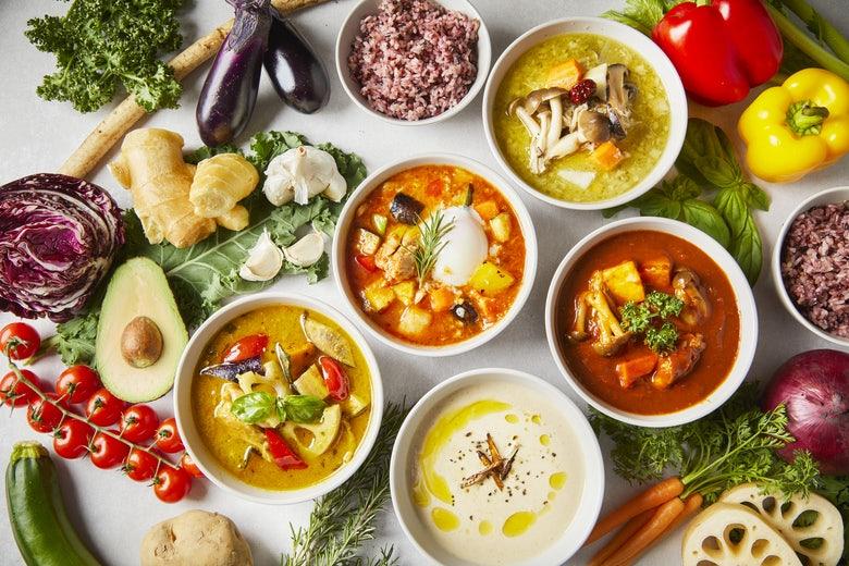 野菜と食べるごちそうスープ Daily Spoon