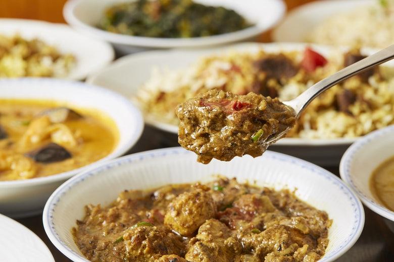 南インド料理 コチンニヴァース
