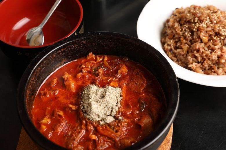 韓国料理 アシア