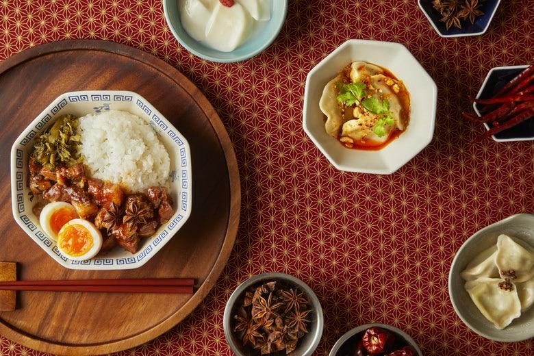 台湾ルーロー飯 魯肉飯店 池尻大橋店