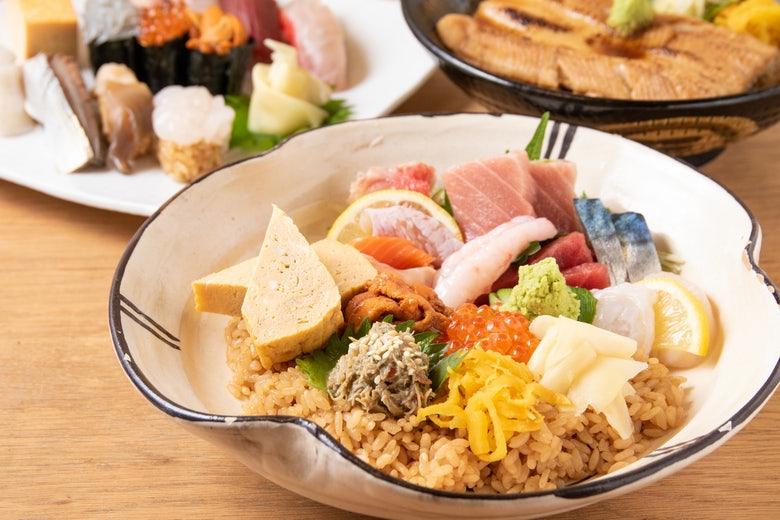 寿司おでん 芦舟
