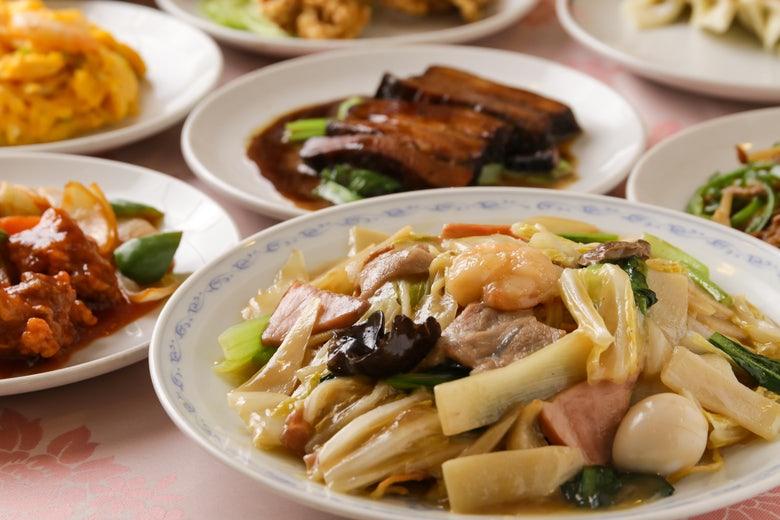 中国料理 太湖飯店