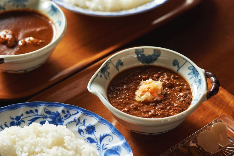 茶豆 curry&cafe